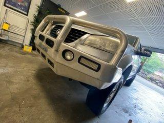 2011 Great Wall V200 K2 MY11 4x2 Metallic Silver 6 Speed Manual Utility