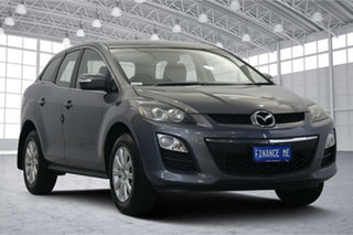 2010 Mazda CX-7 ER10L2 Classic Activematic Grey 5 Speed Sports Automatic Wagon.