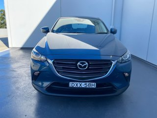 2018 Mazda CX-3 DK2W7A Maxx SKYACTIV-Drive Blue 6 Speed Sports Automatic Wagon.
