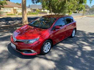 2017 Toyota Corolla ZRE182R Ascent Sport S-CVT Red 7 Speed Constant Variable Hatchback