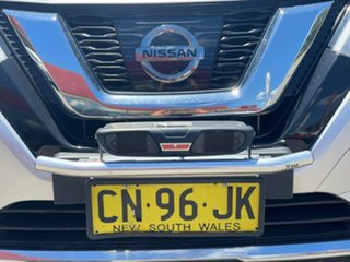 2017 Nissan X-Trail ST Silver Constant Variable Wagon