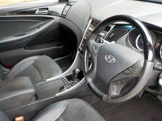 2011 Hyundai i45 YF MY11 Elite White 6 Speed Sports Automatic Sedan