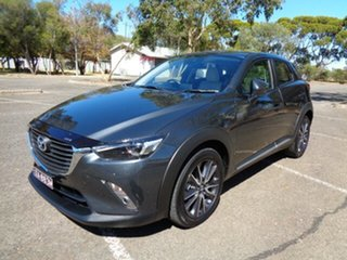 2018 Mazda CX-3 DK2W7A Akari SKYACTIV-Drive Grey 6 Speed Sports Automatic Wagon