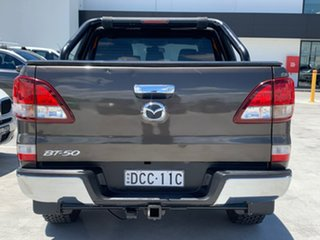 2015 Mazda BT-50 UR0YF1 XT 4x2 Hi-Rider Grey 6 Speed Manual Utility.
