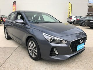 2017 Hyundai i30 Active Iron Grey Sports Automatic Hatchback.