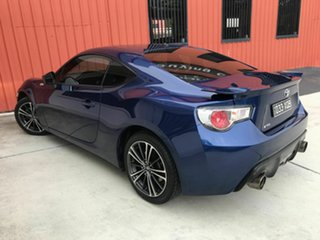2013 Toyota 86 ZN6 GT Blue 6 Speed Manual Coupe.