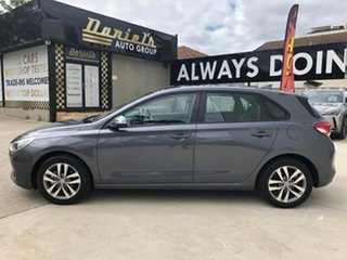 2017 Hyundai i30 Active Iron Grey Sports Automatic Hatchback