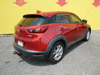 2015 Mazda CX-3 DK4W7A Maxx SKYACTIV-Drive i-ACTIV AWD Red 6 Speed Sports Automatic Wagon