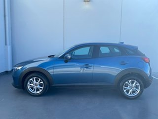 2018 Mazda CX-3 DK2W7A Maxx SKYACTIV-Drive Blue 6 Speed Sports Automatic Wagon