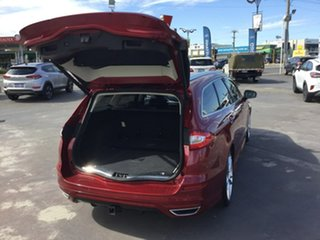 2017 Ford Mondeo MD 2017.50MY Titanium Red 6 Speed Sports Automatic Dual Clutch Wagon