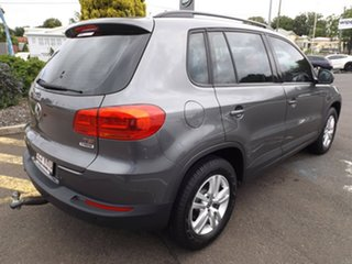 2014 Volkswagen Tiguan 5N MY15 118TSI DSG 2WD Grey 6 Speed Sports Automatic Dual Clutch Wagon