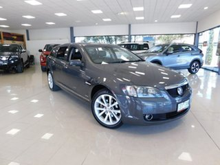 2009 Holden Calais VE MY09.5 V Sportwagon Grey 5 Speed Sports Automatic Wagon.