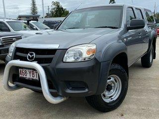 2009 Mazda BT-50 UNY0E4 DX 4x2 Grey 5 Speed Automatic Utility.