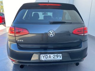 2014 Volkswagen Golf VII MY15 GTI DSG Grey 6 Speed Sports Automatic Dual Clutch Hatchback