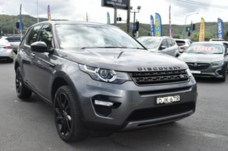 2016 Land Rover Discovery Sport L550 17MY HSE Grey 9 Speed Sports Automatic Wagon