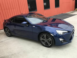 2013 Toyota 86 ZN6 GT Blue 6 Speed Manual Coupe