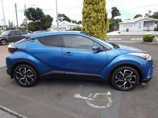 2017 Toyota C-HR NGX50R Koba S-CVT AWD Blue 7 Speed Constant Variable Wagon