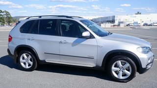 2009 BMW X5 E70 MY10 xDrive35d Steptronic Silver 6 Speed Sports Automatic Wagon