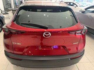 2020 Mazda CX-30 DM2W7A G20 SKYACTIV-Drive Pure Soul Red Crystal 6 Speed Sports Automatic Wagon