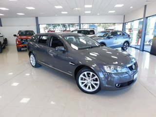 2009 Holden Calais VE MY09.5 V Sportwagon Grey 5 Speed Sports Automatic Wagon