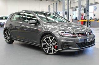 2020 Volkswagen Golf 7.5 MY20 GTI DSG Grey 7 Speed Sports Automatic Dual Clutch Hatchback.