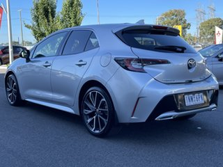 2018 Toyota Corolla ZWE211R ZR E-CVT Hybrid Silver 10 Speed Constant Variable Hatchback Hybrid