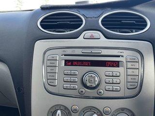 2009 Ford Focus LV CL White 5 Speed Manual Sedan