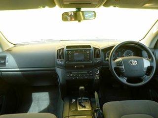 2010 Toyota Landcruiser VDJ200R MY10 GXL Silver 6 Speed Sports Automatic Wagon