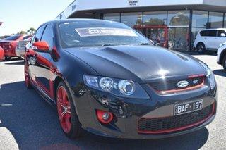 2012 Ford Performance Vehicles GT FG Mk II Boss 335 GT RSPEC Black 6 Speed Sports Automatic Sedan.
