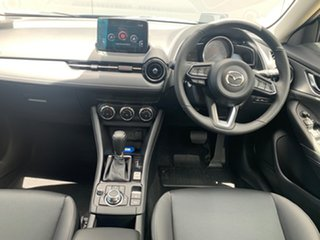 2020 Mazda CX-3 DK2W7A sTouring SKYACTIV-Drive FWD Deep Crystal Blue 6 Speed Sports Automatic Wagon