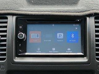 2009 Nissan Navara D40 ST-X Red 5 Speed Automatic Utility