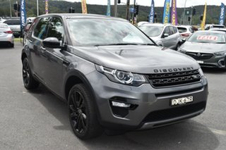 2016 Land Rover Discovery Sport L550 17MY HSE Grey 9 Speed Sports Automatic Wagon.