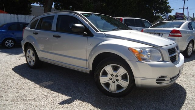 Used Dodge Caliber PM MY09 SX Seaford, 2009 Dodge Caliber PM MY09 SX Silver 6 Speed Constant Variable Hatchback