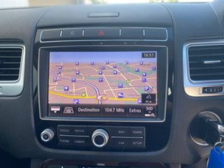 2015 Volkswagen Touareg 7P MY15 V6 TDI Tiptronic 4MOTION Silver 8 Speed Sports Automatic Wagon