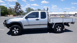 2009 Isuzu D-MAX TF SX (4x4) Silver 5 Speed Manual Space Cab Chassis