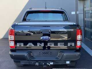 2020 Ford Ranger PX MkIII 2020.75MY Wildtrak Black 10 Speed Sports Automatic Double Cab Pick Up
