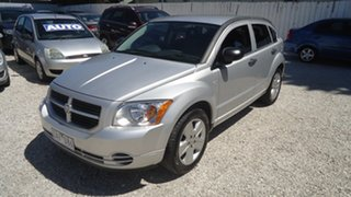 2009 Dodge Caliber PM MY09 SX Silver 6 Speed Constant Variable Hatchback