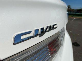 2013 Honda Civic 9th Gen Ser II VTi-L White 5 Speed Sports Automatic Sedan