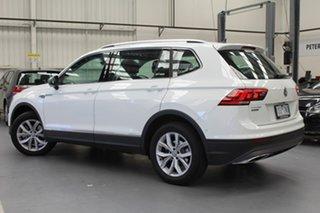 2020 Volkswagen Tiguan 5N MY20 132TSI Comfortline DSG 4MOTION Allspace White 7 Speed