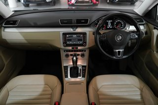 2014 Volkswagen Passat Type 3C MY14.5 130TDI DSG Highline Brown 6 Speed Sports Automatic Dual Clutch.