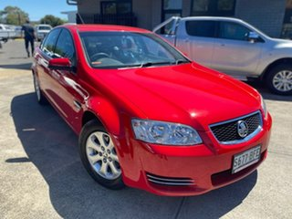 2012 Holden Commodore VE II MY12 Omega Red 6 Speed Sports Automatic Sedan.