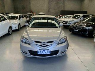 2006 Mazda 3 BK1032 SP23 Silver 6 Speed Manual Hatchback.