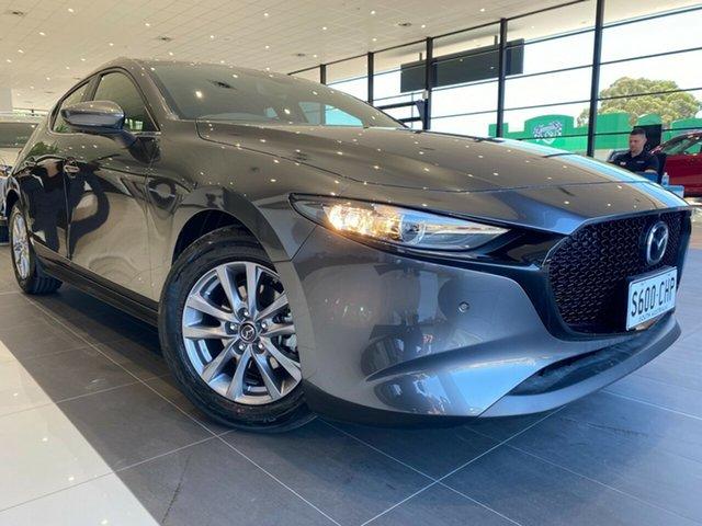 Demo Mazda 3 BP2H76 G20 SKYACTIV-MT Pure Edwardstown, 2019 Mazda 3 G20 SKYACTIV-MT Pure Hatchback
