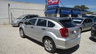 2009 Dodge Caliber PM MY09 SX Silver 6 Speed Constant Variable Hatchback.