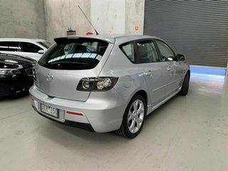 2006 Mazda 3 BK1032 SP23 Silver 6 Speed Manual Hatchback