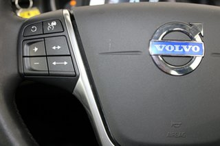 2013 Volvo V40 M Series MY13 T4 Adap Geartronic Luxury Biarritz Blue 6 Speed Sports Automatic