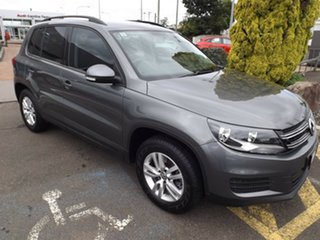 2014 Volkswagen Tiguan 5N MY15 118TSI DSG 2WD Grey 6 Speed Sports Automatic Dual Clutch Wagon.