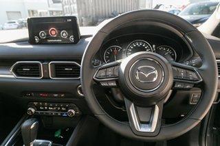 2020 Mazda CX-5 KF4WLA Akera SKYACTIV-Drive i-ACTIV AWD Machine Grey 6 Speed Sports Automatic Wagon