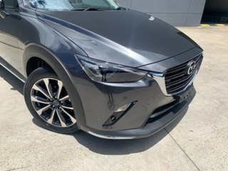 2020 Mazda CX-3 DK2W7A sTouring SKYACTIV-Drive FWD Machine Grey 6 Speed Sports Automatic Wagon.