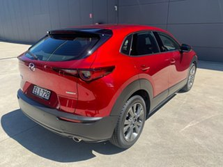 2020 Mazda CX-30 DM4WLA G25 SKYACTIV-Drive i-ACTIV AWD Astina Soul Red Crystal 6 Speed